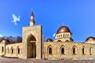 Sejarah Masjid Ar-Rahma Masjid Pertama di Kota Kiev –Ukraina