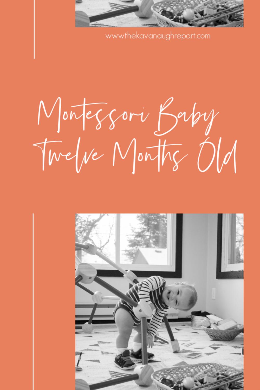 Twelve Months Old