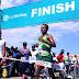 Ethopian sprinter Legese Yinesu is the winner of the Soweto Marathon