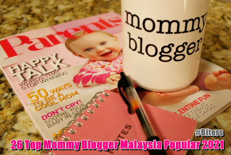 top Mommy Blogger Malaysia Popular
