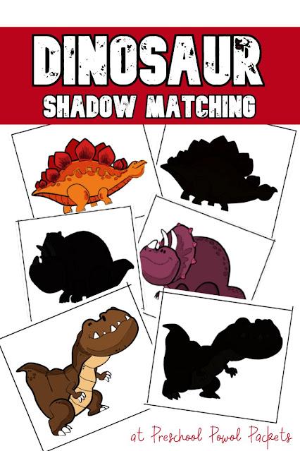 Preschool Dinosaur Activity