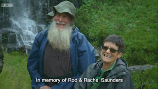 Rod and Rachel Saunders