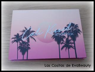 Paleta Cali Kissed de Smashbox en Notino