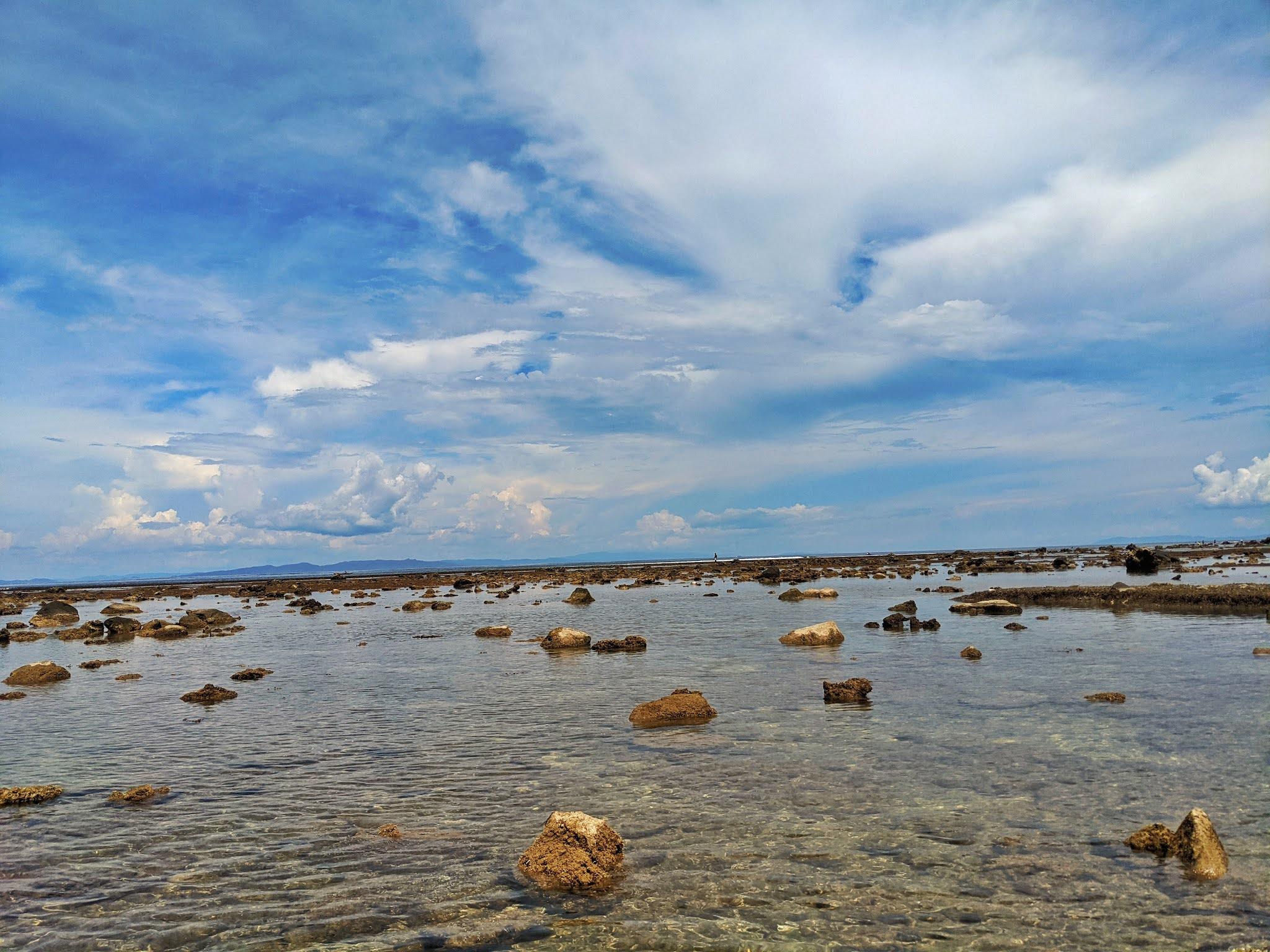 beachfront resort in bicol