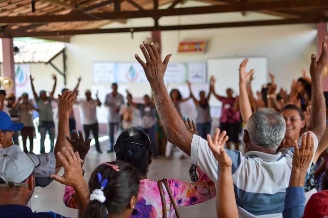 Seminário de Sensibilização promovido pelo Projeto Renascendo chega ao município de Tacaratu, em Pernambuco