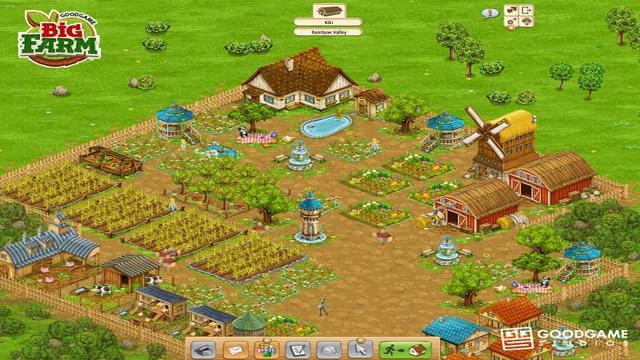 Big Farm - Jeu de Simulation sur PC