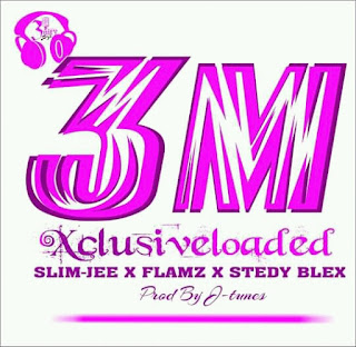 DOWNLOAD MP3: Hope Of Glory - Slim-Jee x Steady Blex x Flamez