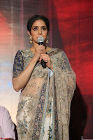 Sri Devi in designer saree stunning beauty at the launch of MOM movie Trailer~  Exclusive 006.JPG