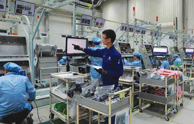 Tuyển 9 nam làm công việc bảo dưỡng máy móc tại Okayama tháng 5 năm 2019