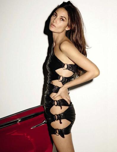 lily aldridge sexy photo shoot vogue model magazine