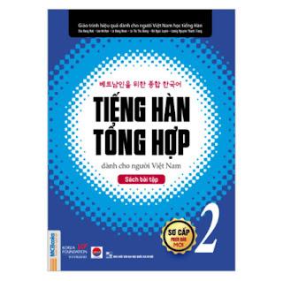 Tiếng Hàn Tổng Hợp Dành Cho Người Việt Nam - Sách Bài Tập Sơ Cấp 2 ebook PDF EPUB AWZ3 PRC MOBI