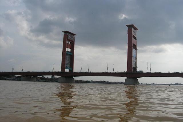 3 Tempat Wisata Romantis Ini di Palembang