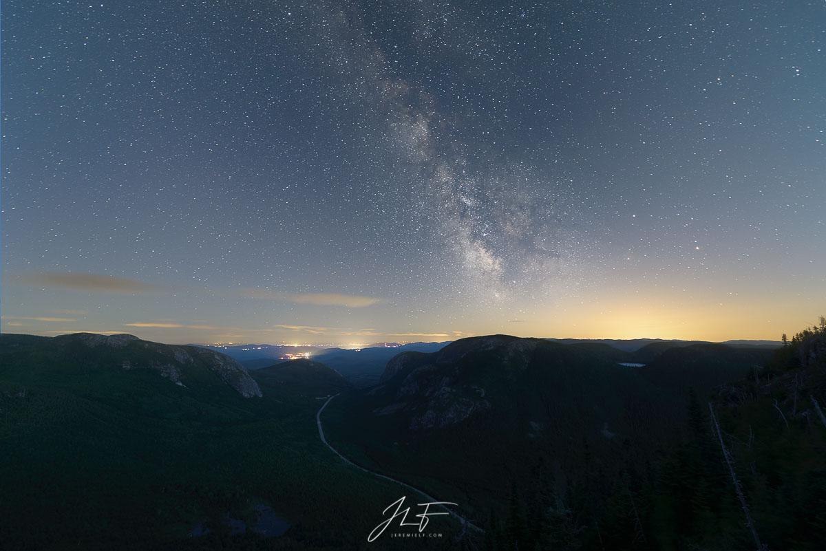 nuit, étoiles, québec, perseides, night, sky, ciel, étoiles filantes
