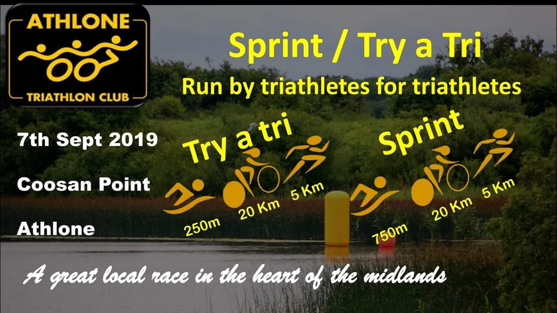 Sprint & Try-a-Tri 2019