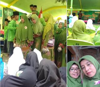 Susunan Acara Dan Teks MC Acara Halal Bihalal Keluarga Besar Kementerian Agama Kec. Widodaren