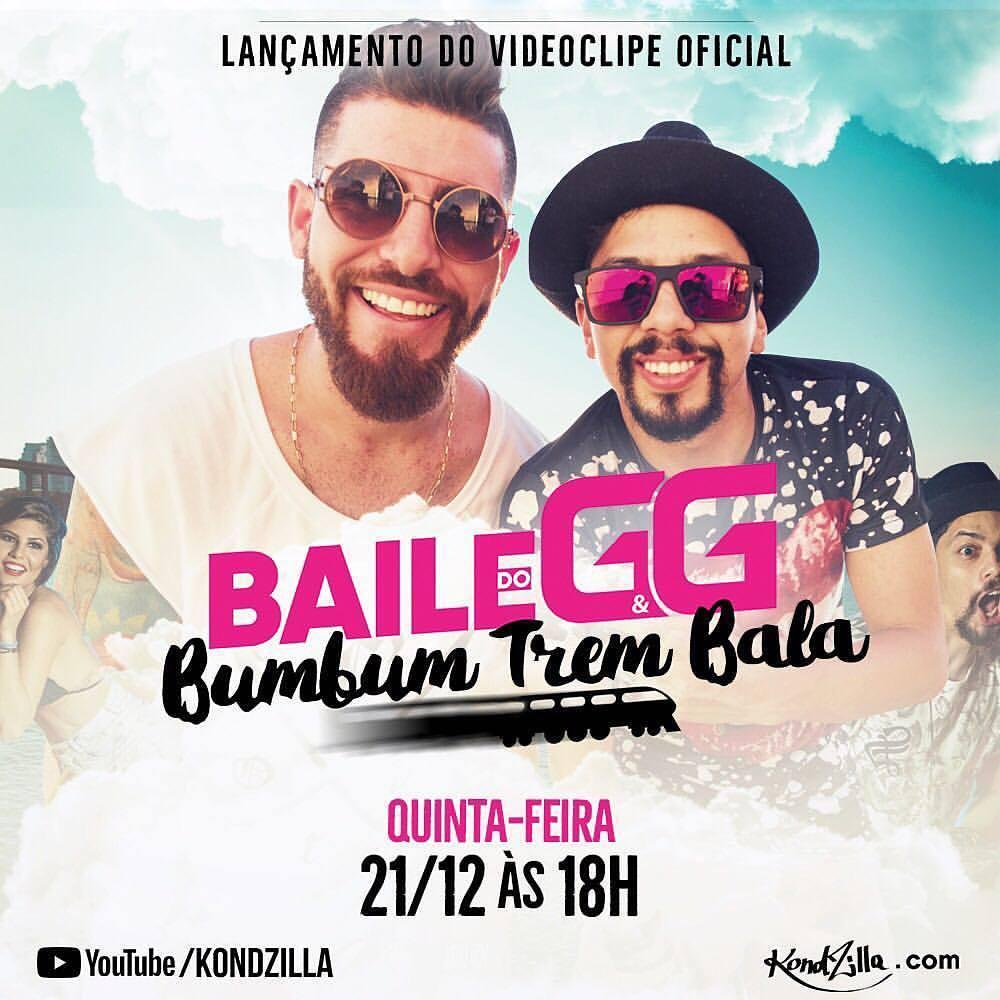 Baixar Bumbum Trem Bala - Baile Do GG Mp3