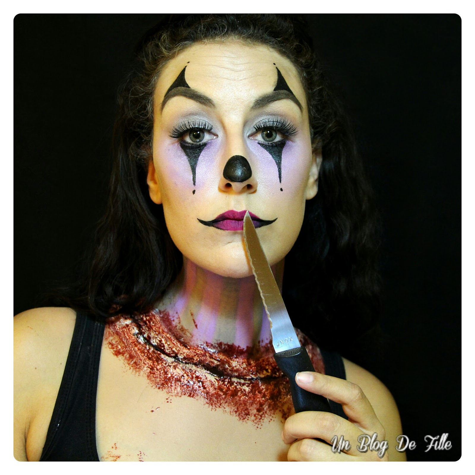 http://unblogdefille.blogspot.fr/2017/10/maquillage-halloween-clown-malefique.html