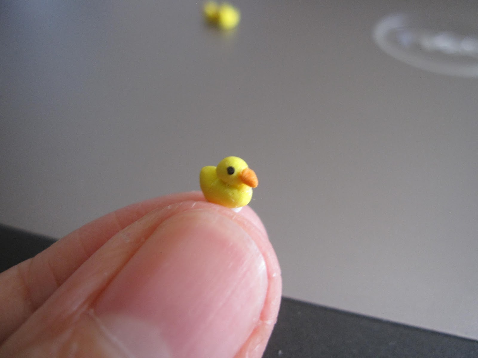 Miniatures By I Love Little Things Miniature Rubber Duckies