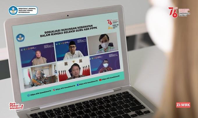 Kemendikbudristek Berkoordinasi Lintas K/L, Memastikan Keamanan Seleksi Guru ASN P3K 2021