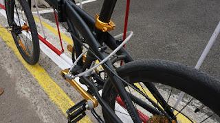 Kunci Sepeda Passcode
