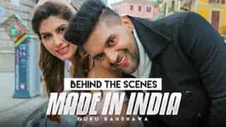 Made In India Guru Randhawa HD Video  1080p | 720p |480p | mp4 | Download