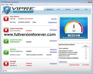 VIPRE Antivirus Premium 4.0 Review & Rating