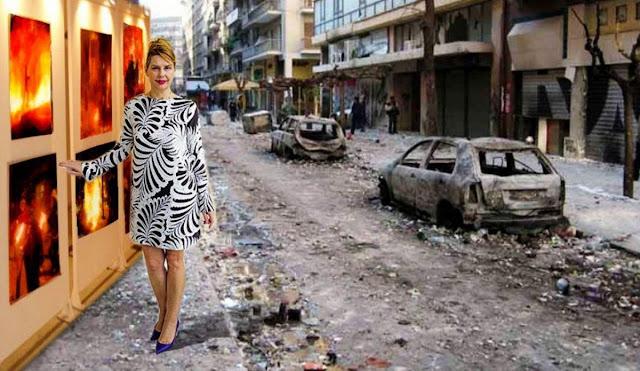 H Μονμάρτρη έχει πολιτισμό, όχι κατουρημένους δρόμους…