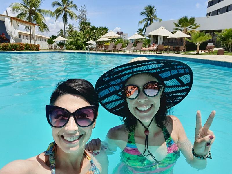 Blog Tem que ir no Del Mar Hotel Aracaju