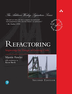 refactoring: improving the design of existing code second edition pdf