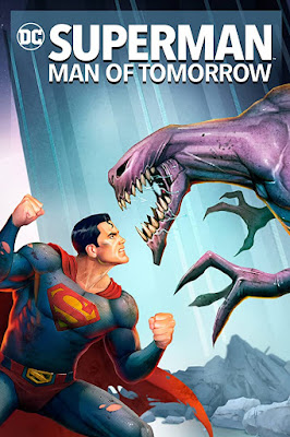 Superman: Man of Tomorrow [2020] [NTSC/DVDR- Custom HD] Ingles, Español Latino