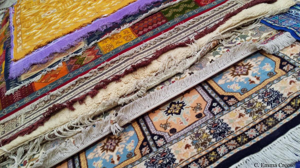 Marrakesh: Twisting medina, Moroccan Kiwis and golf carts...