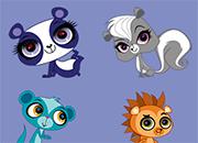 Littlest Pet Shop: Descubre las mascotas juego