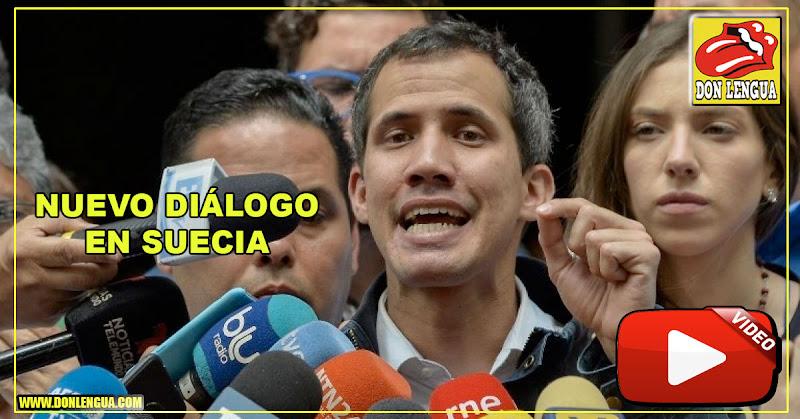 Nuevo diálogo en SUECIA deja a los venezolanos muy molestos