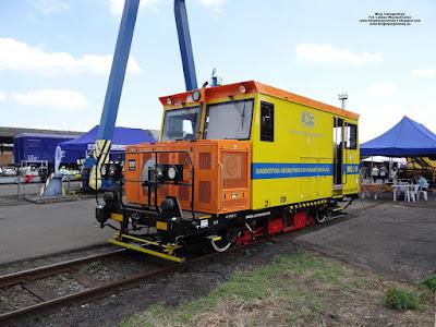 SŽDC, MMD.2, Czech Raildays 2018
