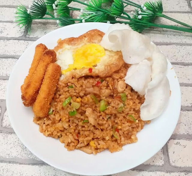 Resep nasi goreng rumahan