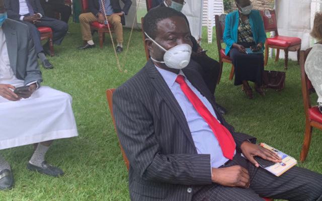Kasipul MP Charles Ong'ondo Were