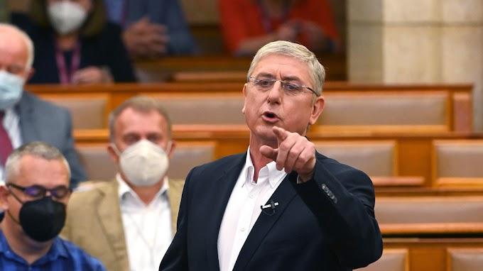 Gyurcsány habzó szájjal a Parlamentben: Önök a történelem süllyesztőjébe fognak kerülni