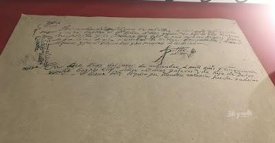 Alcázar de San Juan y Quijote partida bautismal