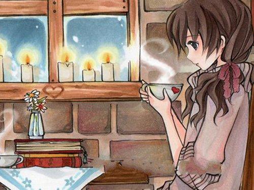 cafe phố, cà phê và em
