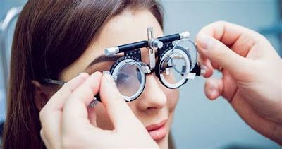 Tipos problemas visuales vista