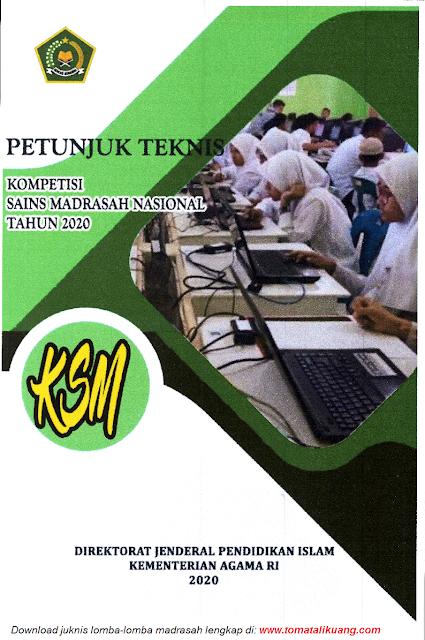 juknis kompetisi sains madrasah online ksmo tahun 2020 pdf tomatalikuang.com