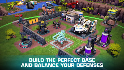 Dawn of Steel v1.9.4 Mod Apk Terbaru High Damage + Skill CD