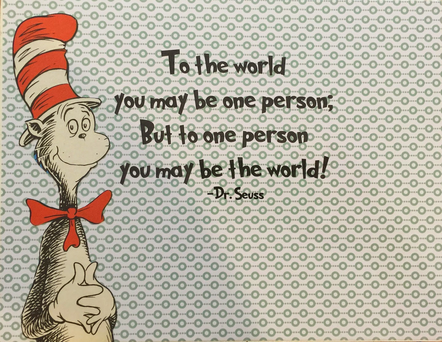 31 Famous Inspirational Dr Seuss Quotes