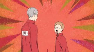 ハイキュー!! アニメ OVA 陸VS空 音駒 戸美学園 Haikyuu Nekoma Fukurōdani   Hello Anime !