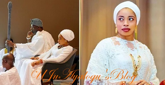 """Ooni of Ife finally releases Olori Wuraola as he accepts bride price refund from Benin…says """"She's Free Now"""""""
