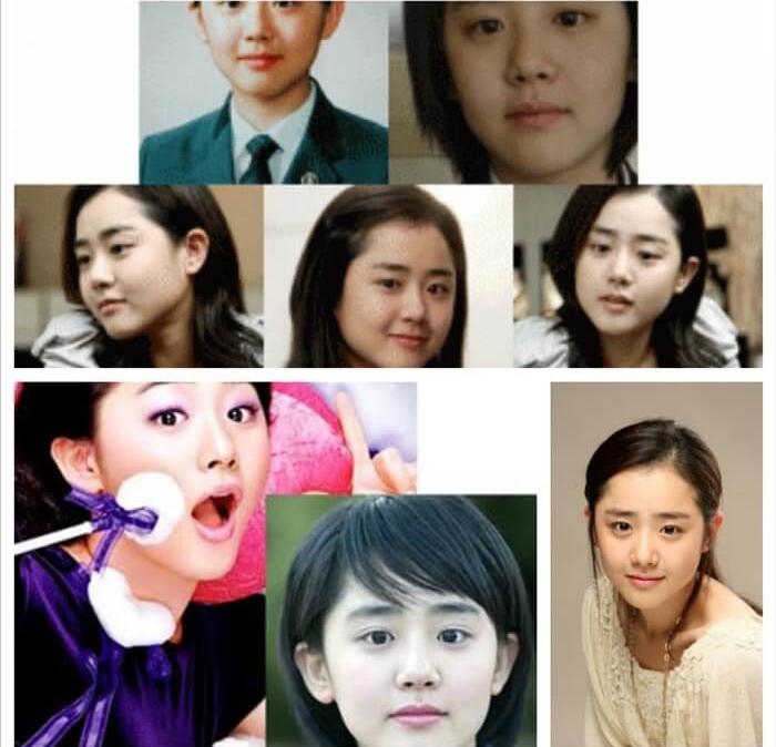 Moon Geun Young Artis Korea Paling Cantik Tanpa Operasi Plastik