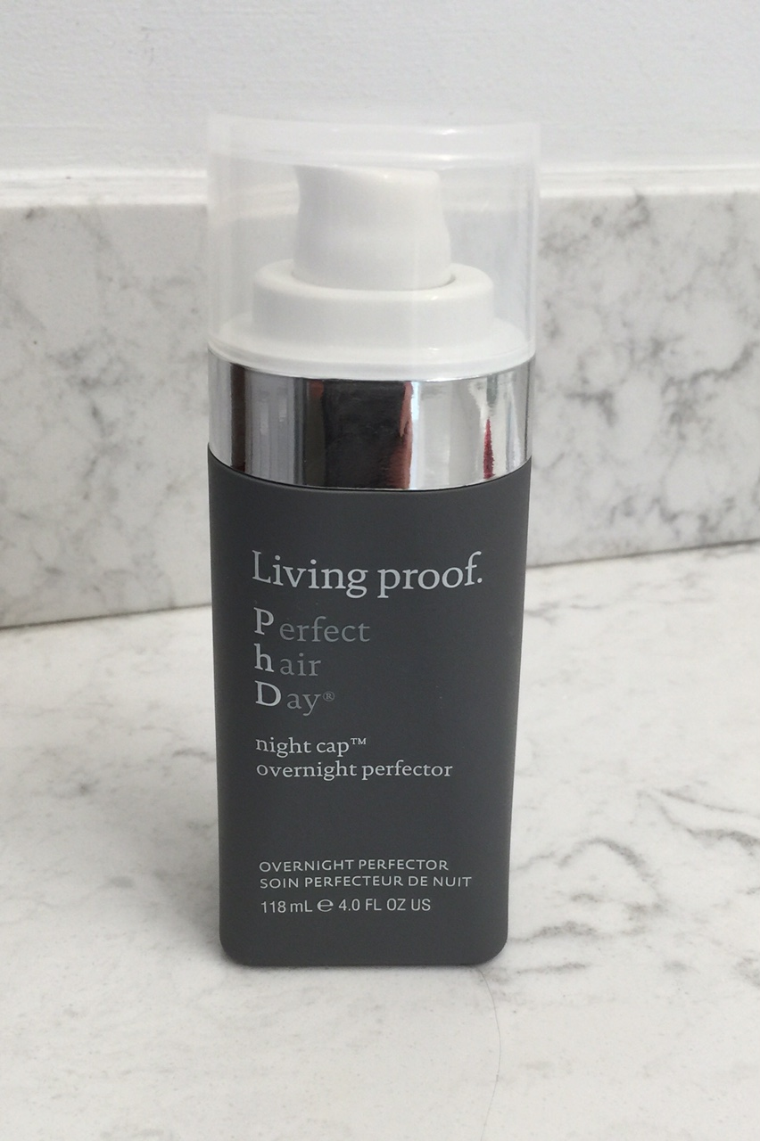 Living Proof S Nightcap Protector Review The Midlife