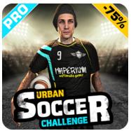 Urban Soccer Challenge Pro Apk v1.02 Terbaru