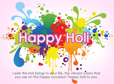 Happy Holi Wallpapers, Sms, Quotes for Facebook