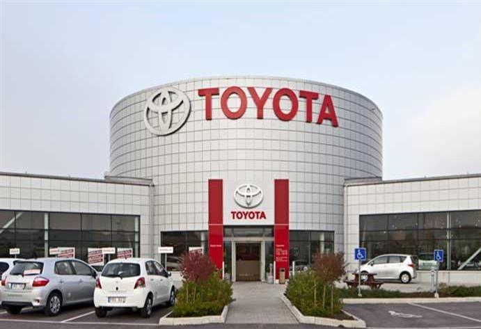 عناوين وأرقام وأماكن توكيل تويوتا Toyota